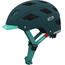 ABUS Hyban Kask rowerowy zielony/petrol